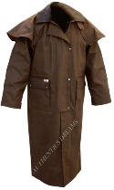 Manteau DENVER MARRON