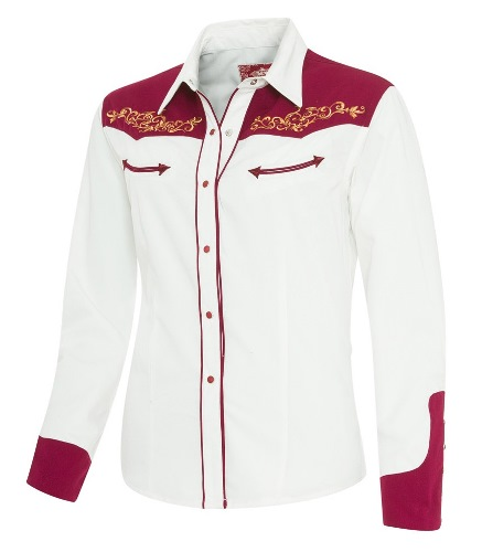 Chemise country LUCIA