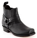 Bottines 204 PG Noir 4