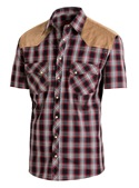 Chemise  Country FRANCISCO SHORT