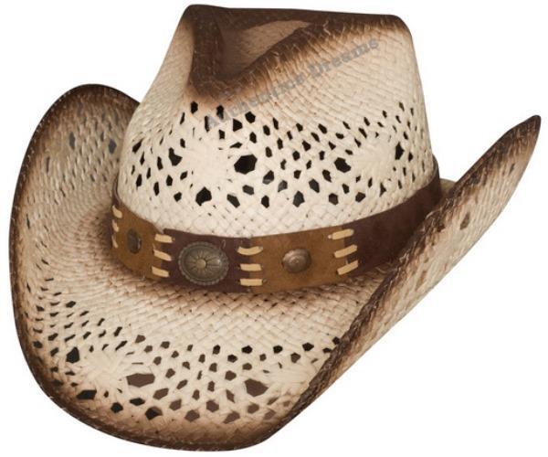 chapeau cowboy paille pure country blanc chapeau paille. Black Bedroom Furniture Sets. Home Design Ideas