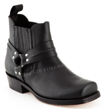 Bottines SHORTY Noir 4