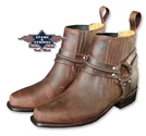 Bottes Stars & Stripes WB-03 Marron