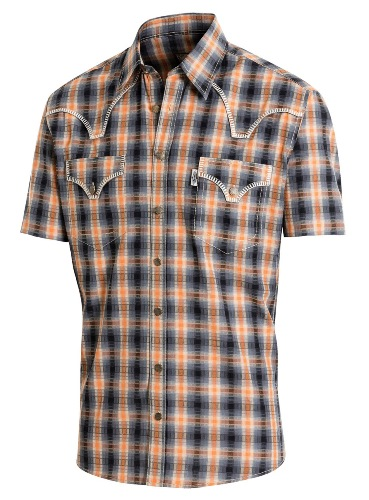 Chemise  Country JUSTIN SHORT
