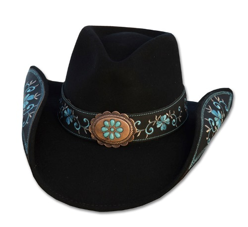 Chapeau Country SALLY NOIR