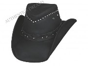 Chapeau Cow Boy  BURN DUST BLACK