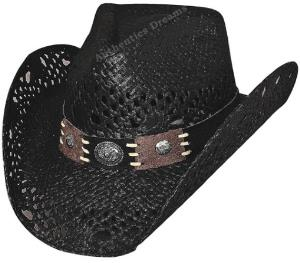 Chapeau Cow Boy  PURE COUNTRY NOIR